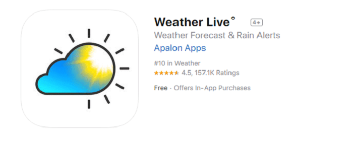 Weather Live