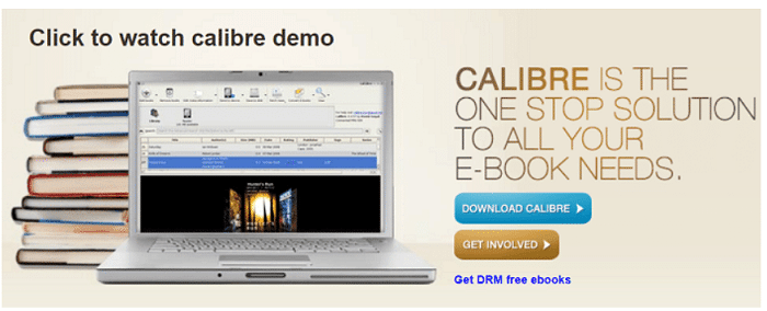 Calibre-Ebook Management