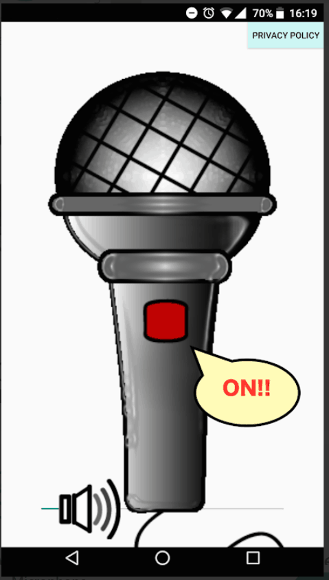 Microphone by IWASHI Tools