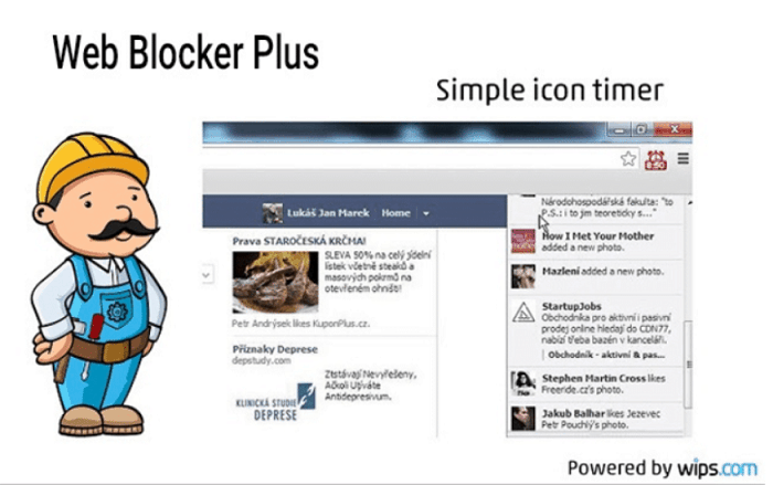 Web blocker Plus