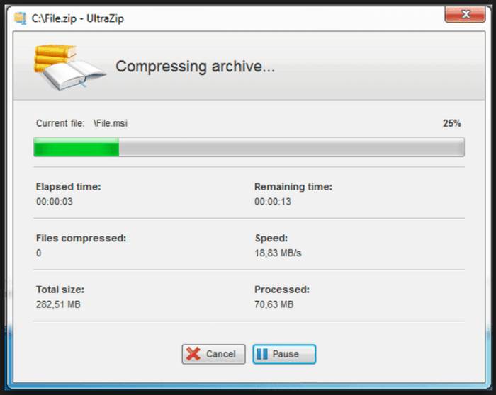 4 Ways to Highly Compress Files [130 GB to 70 KB] - TechyHost