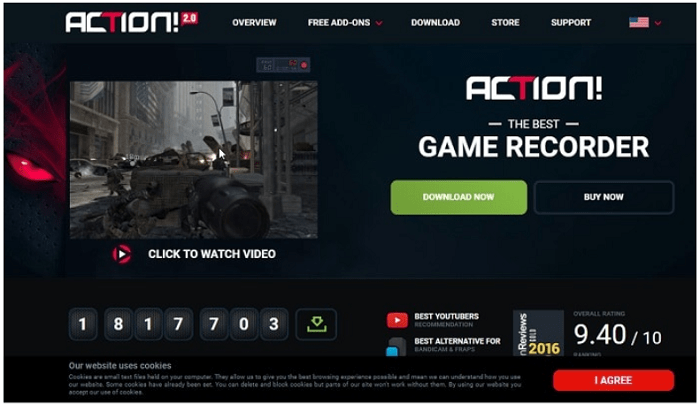 Action Game Recorder