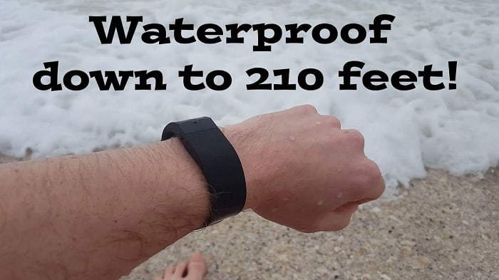 Waterfi Waterproof Fitbit Alta