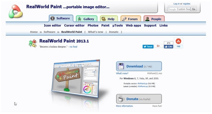 RealWord Paint