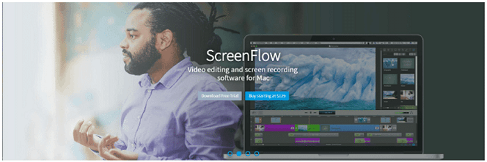 Screenflow by Telestream