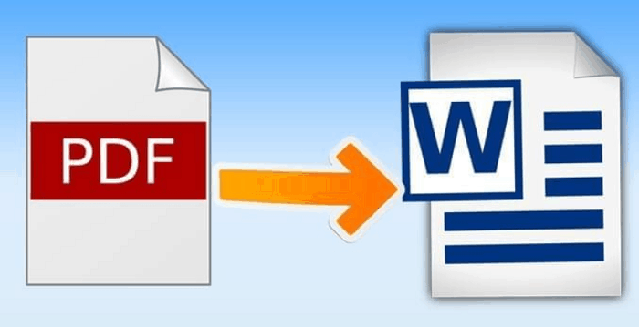 convert PDF to word for free