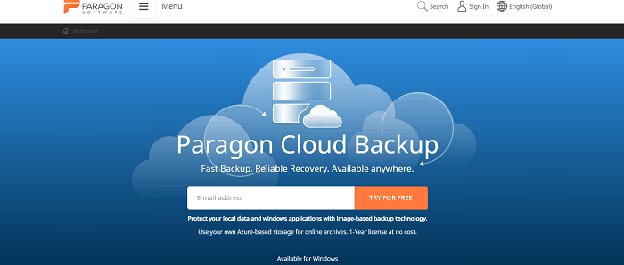 Paragon Data Migration Software
