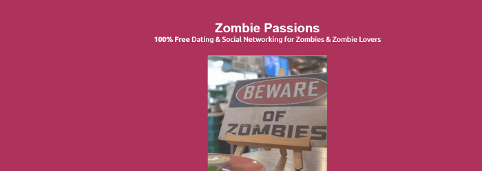 Zombie Passions
