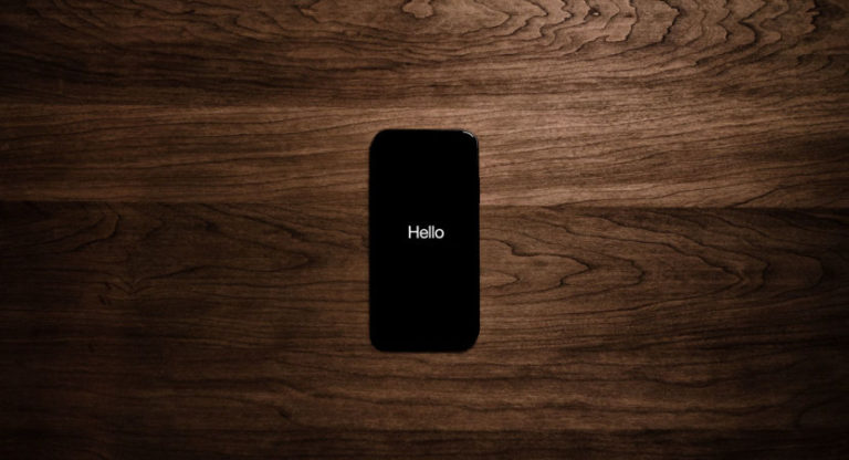 iPhone text generator