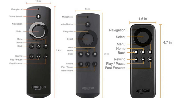 fire tv remote game controllers