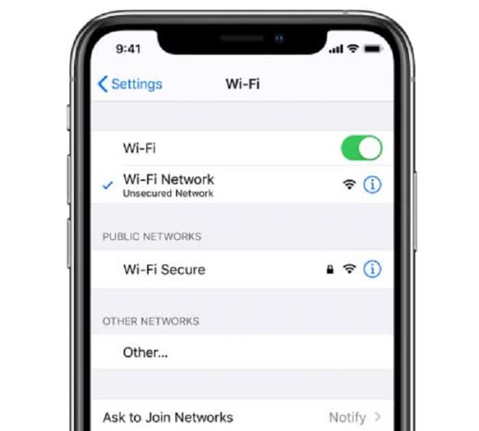 try turning your wi-fi off