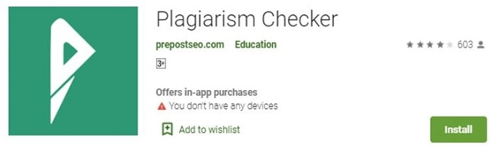 Plagiarism checker- best apps for freelancers
